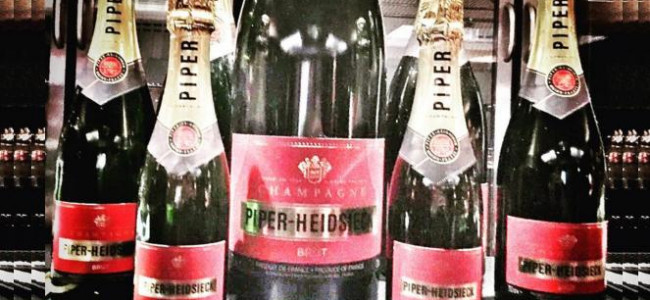 PIPER-HEIDSIECK launch their first ever prestige cuveé rosé champagne