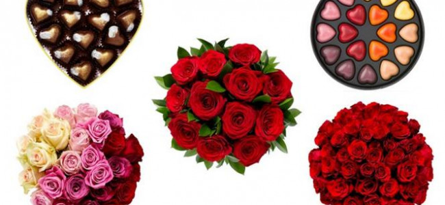 Valentine's Day with Selfridges