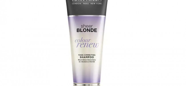 Get that glossy look with John Frieda Colour Renew