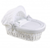 Mum to be Diary: Beautiful Moses baskets from The Baby Cot Shop