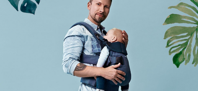Mum-to-be Diary: Preparing for a fitness drive with the BabyBjorn Carrier