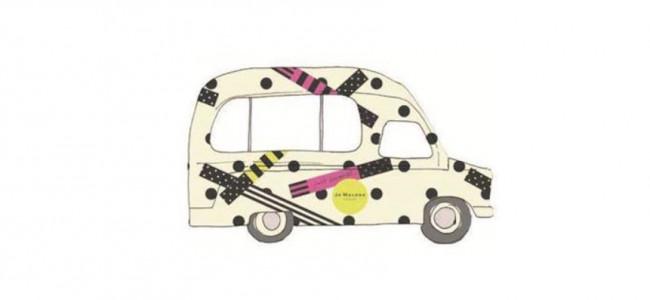 Jo Malone Ice Cream Van to the rescue!