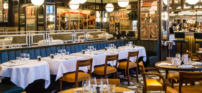 The Ivy Kensington Brasserie partners with Aspinal of London for BBC Proms