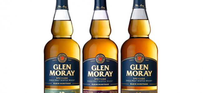 Autumn Tipple: The Glen Moray Elgin Heritage Collection