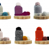Personalise your bobble hat this winter