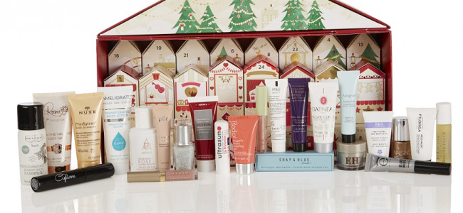 M&S advent calendar in high demand