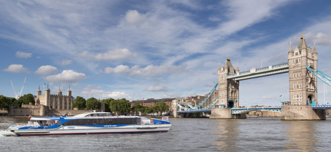 London's river concerts back by popular demand
