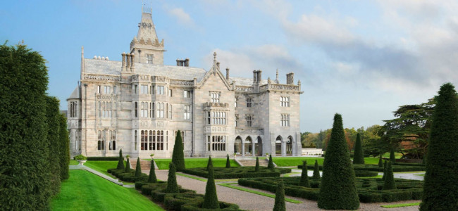 Adare Manor: A magnificent resort in Ireland