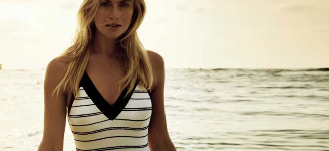 Beautiful beachwear to beat the January blues