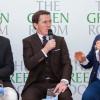 Sporting legends gather in Cheltenham's new VIP hotspot, The Green Room