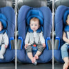 Leave the hospital in safe hands with the Britax BABY-SAFE i-SIZE