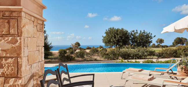 Explore the luxury sporting paradise of Aphrodite Hills in sunny Cyprus