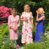Famous faces gather for the RHS Chelsea Flower Show 2018