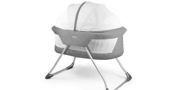 Mum-to-be Diary: The Inovi Cocoon is the perfect newborn bed