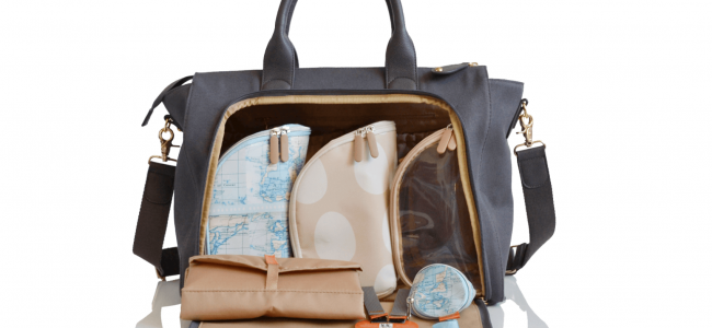 Mum-to-be Diary: The PacaPod changing bag
