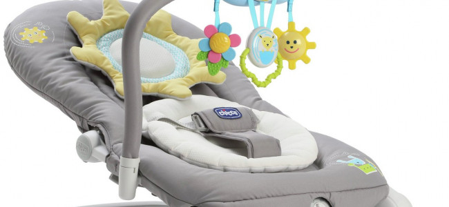 Mum-to-be Diary: The Chicco Balloon bouncer