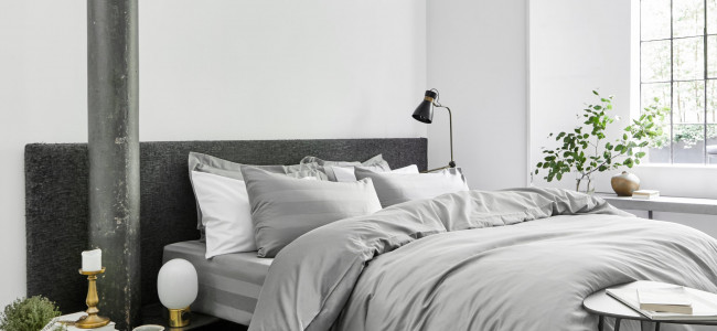 Stay warm and cosy during winter with luxurious and ethically sourced bedding from House Babylon