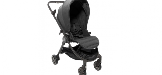 The City Tour Lux lightweight pram by Baby Jogger is great for city living