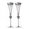 Champagne flutes that will make a statement this Christmas