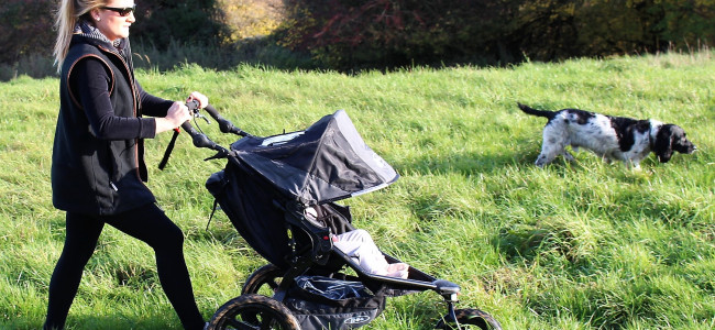 Running Mum: Introducing the Britax Römer Revolution Pro
