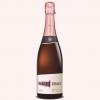 Raise a Glass: Enjoy a romantic toast with the English sparkling wine, Black Chalk Wild Rose