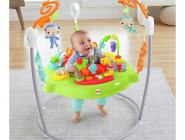 Mum Diary: The Fisher-Price Jumperoo helps baby develop new skills during playtime