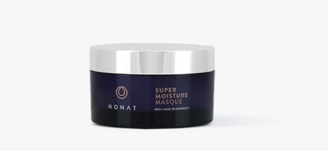 The new MONAT moisture masque will revitalise tired hair