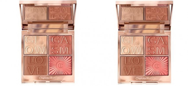 Get glowing summer skin with the Charlotte Tilbury Glowgasm range