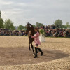 Mitsubishi Motors Badminton Horse Trials Trot Up: The Fashion Report