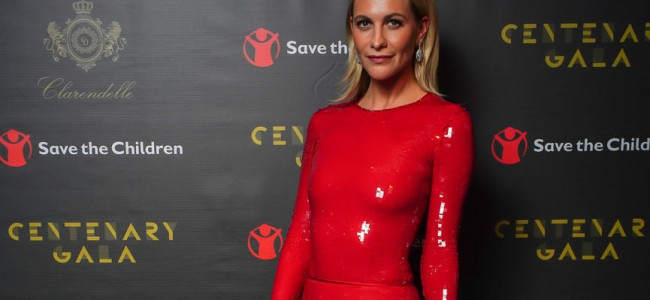 Save the Children Gala: HRH The Princess Royal, Poppy Delevingne, Sophie Ellis-Bextor and Richard Jones, Richard and Patricia Caring and David Walliams attended