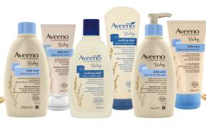 Mum Diary: The Aveeno Baby range is ideal for babies with sensitive skin