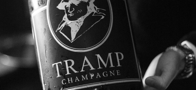 Tramp launches limited-edition Champagne to celebrate 50 years