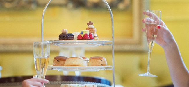 Celebrate Afternoon Tea Week in style