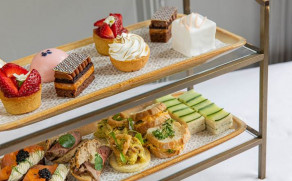 Burberry launches Classic Afternoon Tea at its all-day café Thomas's