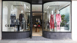 Cefinn pop up shop comes to Chelsea: Samantha Cameron's brand is available on the Kings Road