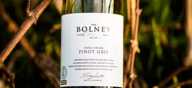 Raise A Glass: An English toast with Bolney Wine Estate Pinot Gris