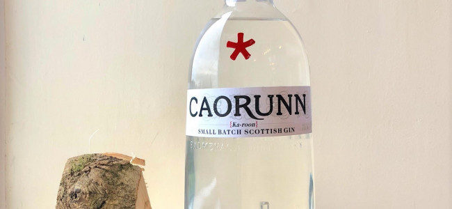 Raise A Glass: Toast the arrival of autumn with Highland gin Caorunn