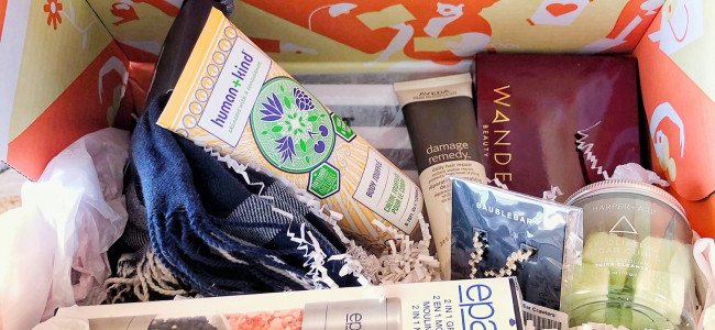 FabFitFun unveils its Fall Box: Members can enjoy a new box of goodies each season