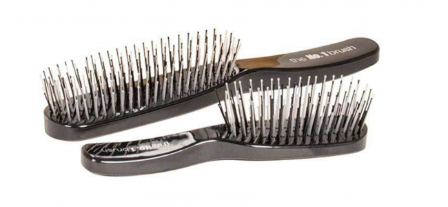 Beauty Buzz: The Michael Van Clarke No. 1 Brush is the ultimate detangling tool