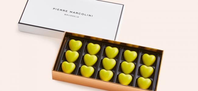 New for Autumn 2019: 'Tea Time' by Pierre Marcolini