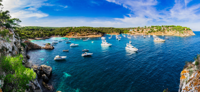 Explore the Balearic Islands in October Aboard a Yacht