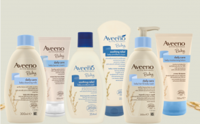 Mum Diary: The AVEENO® Baby range that helps with skin conditions