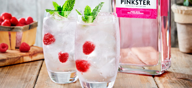 Raise A Glass: Pinkster Gin is fabulously fruity