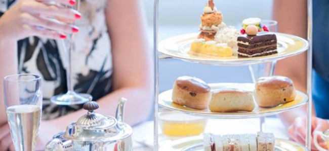 The best Christmas Afternoon Tea menus