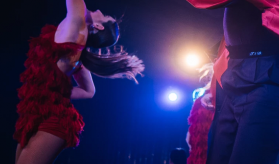 The London Cabaret Club's New Season Christmas Shows and New Years Eve Extravaganza