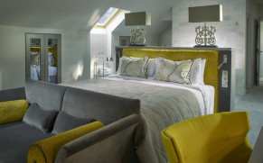 Escape to the country for a luxurious stay at Highbullen Hotel in Devon