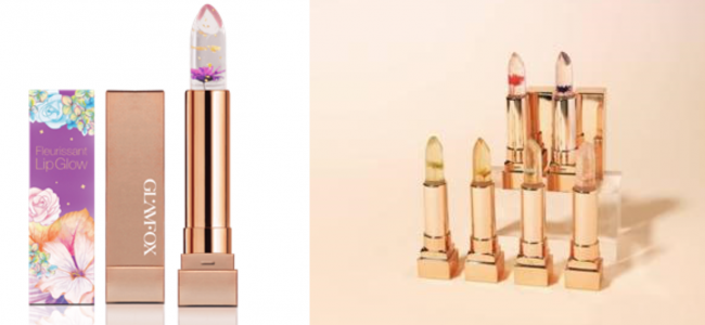 Beauty Buzz: Luxurious lips with Glamfox Fleurissant Lip Glow