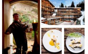 New menu by two-Michelin starred chef Édouard Loubet at Le M de Megève