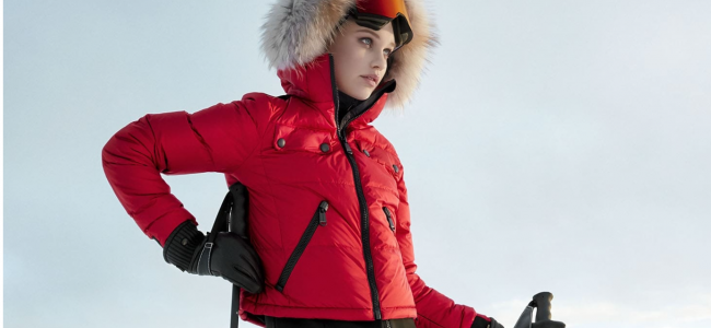 5 Luxury Ski Jackets for the New Season