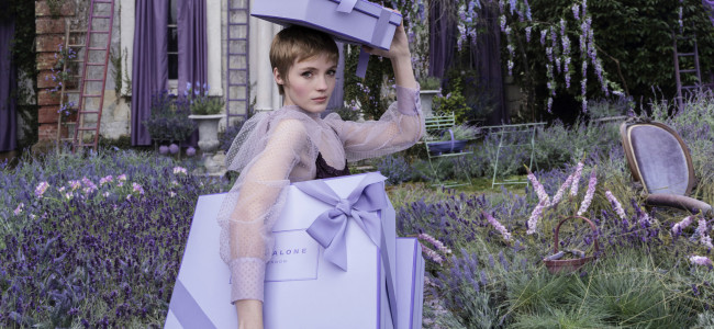 Introducing Jo Malone's newest Limited Edition Collection, Lavenderland